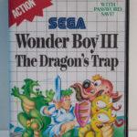 Wonder Boy Iii The Dragon's Trap (1) Front