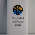Neogeo Mini Character Stickers