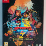 Streets Of Rage 4 Signature Edition (1) Front