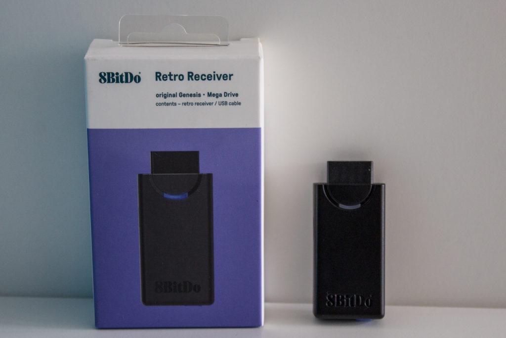 BitDo Retro Receiver Mega Drive scaled