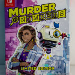 Murder By Numbers Limited Edition (1) Front