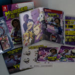 Murder By Numbers Limited Edition (3) Contents