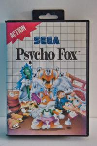 PsychoFox()Front