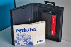 PsychoFox()Contents