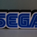 3d Printed Sega Light