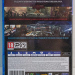 Bayonetta & Vanquish 10th Anniversary Bundle (2) Back