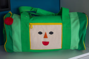 Katamari Damacy Duffle Bag