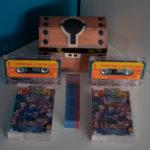 Rockman Dash Bootleg Cassette Soundtrack
