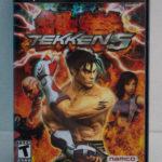 Tekken()Front