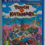 Touch My Katamari (1) Front