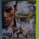 Virtua Fighter 5 (1) Front
