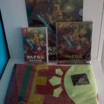 Zelda Musou Apocalypse Of Disaster Treasure Box (3) Contents
