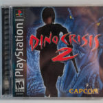 Dino Crisis 2 (1) Front
