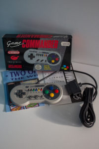 Game Commander Turbo Pad