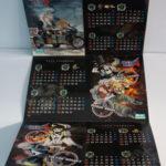 Metal Slug 4 2005 Desk Calendar