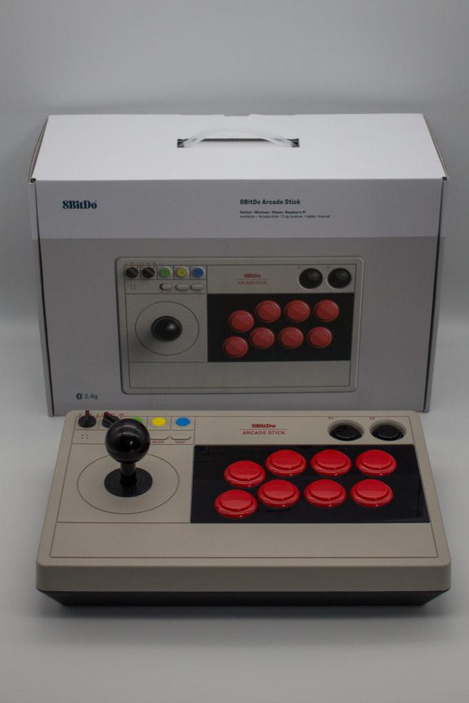 8bitdo Arcade Stick