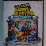 CapcomClassicsCollectionVolume()Front