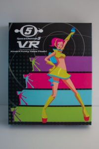 Space Channel 5 Vr (1) Front