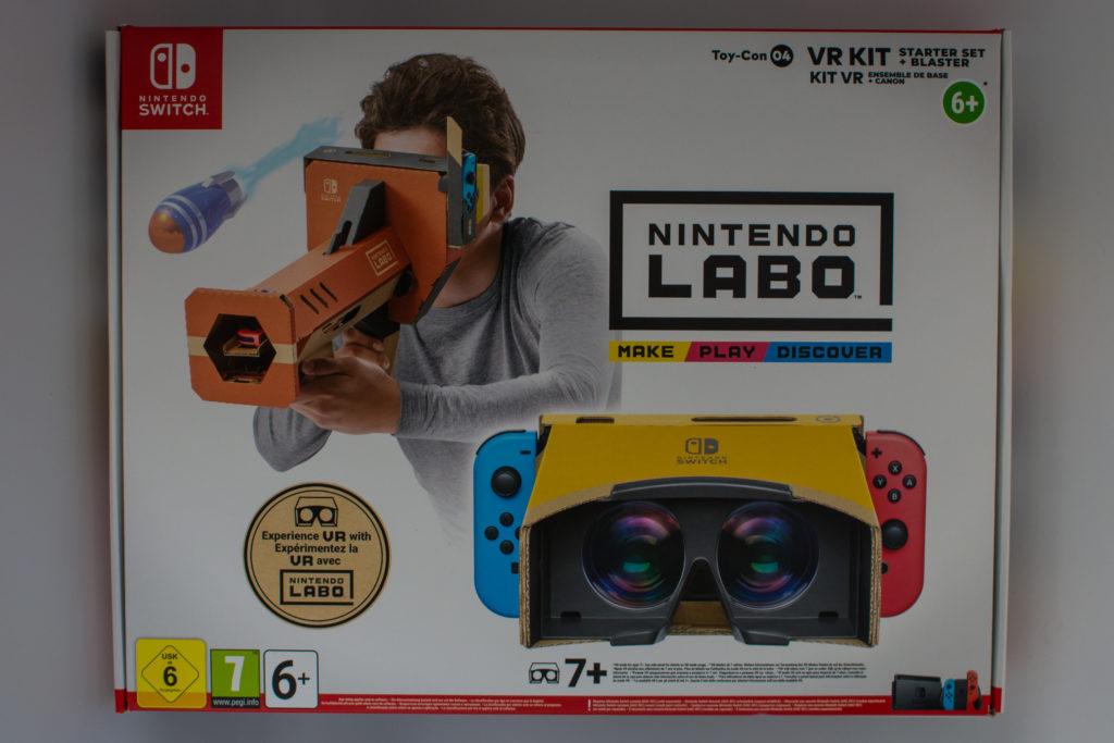 Labo Toy Con 04 Vr Kit Starter Set (1) Front