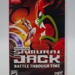 Samurai Jack Battle Through Time (1) Front