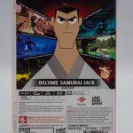 Samurai Jack Battle Through Time (2) Back