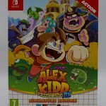 Alex Kidd In Miracle World Dx (1) Front