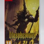 Blasphemous Deluxe Edition (1) Front
