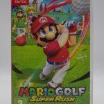 Mario Golf Super Rush (1) Front