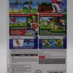 Mario Golf Super Rush (2) Back