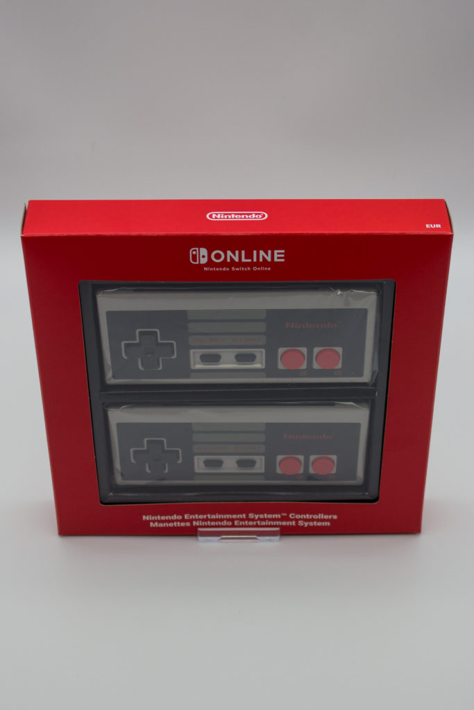 Switch Online Nes Controllers