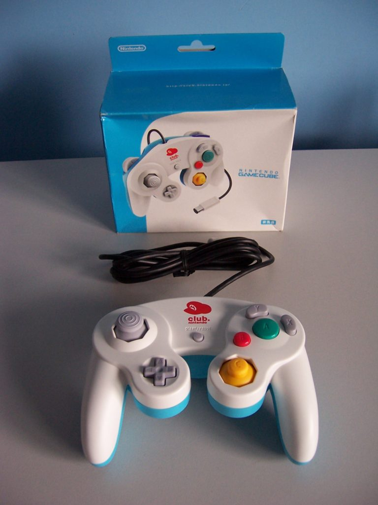 Club Nintendo GameCube Controller