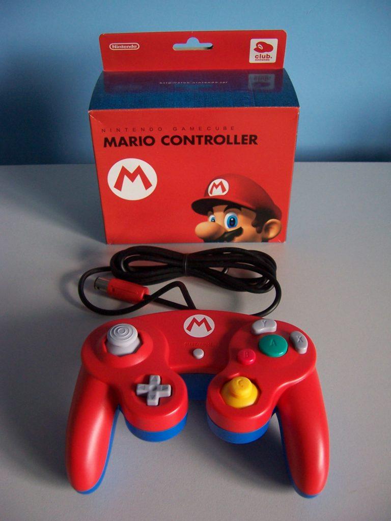 Club Nintendo Mario Controller