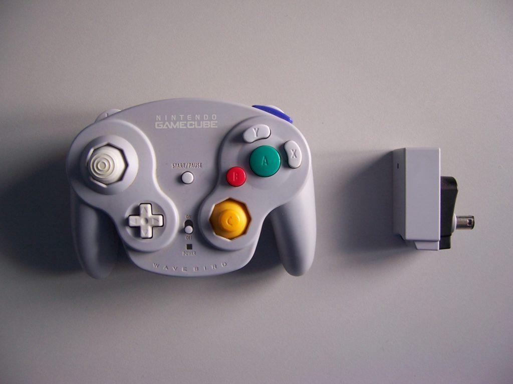 Nintendo Wavebird Grey