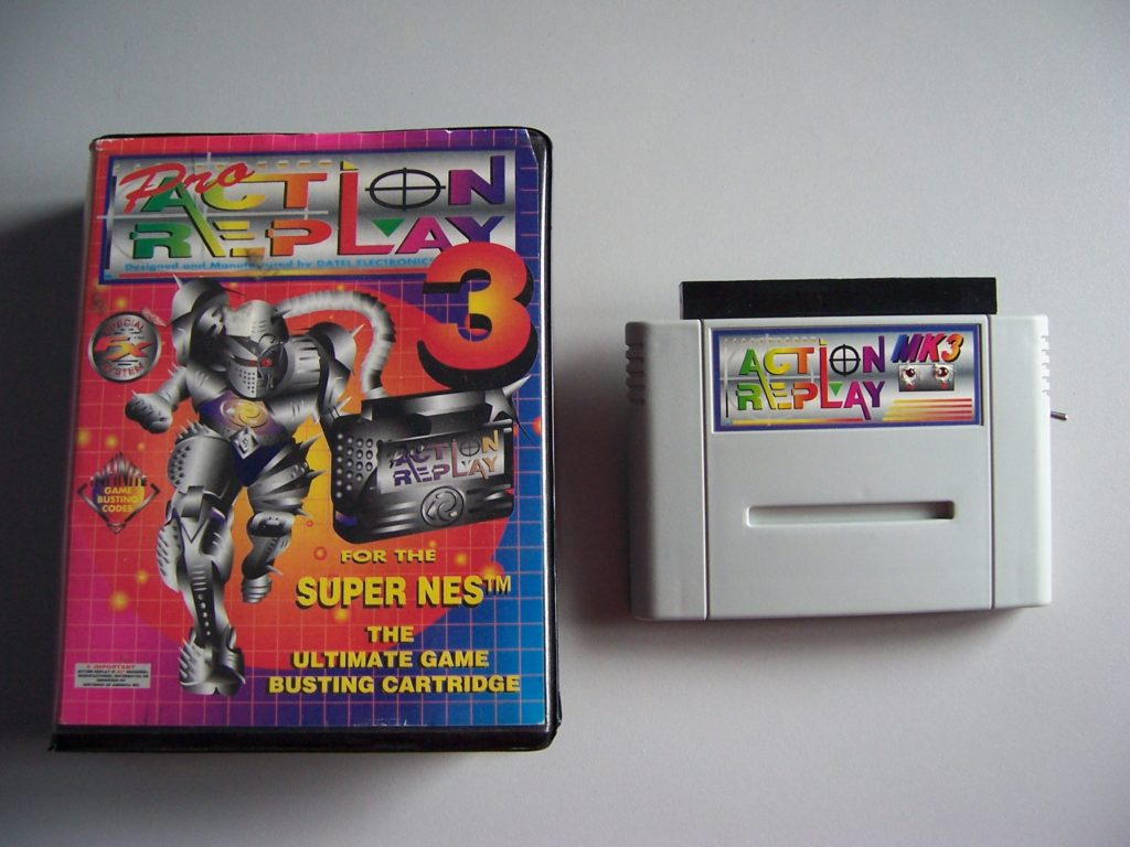 Datel Action Replay Mk