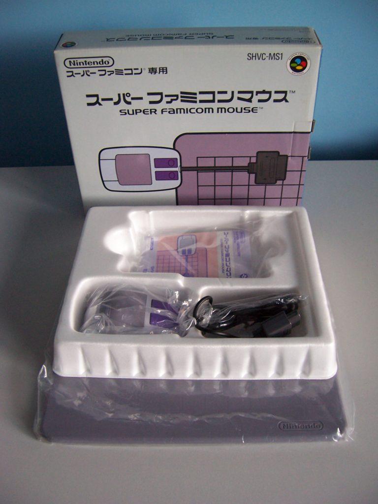 Super Famicom Mouse Mousepad