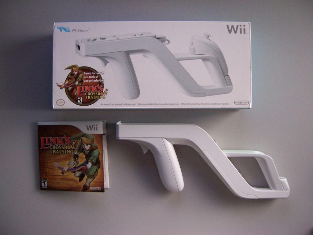 Wii Zapper  Contents