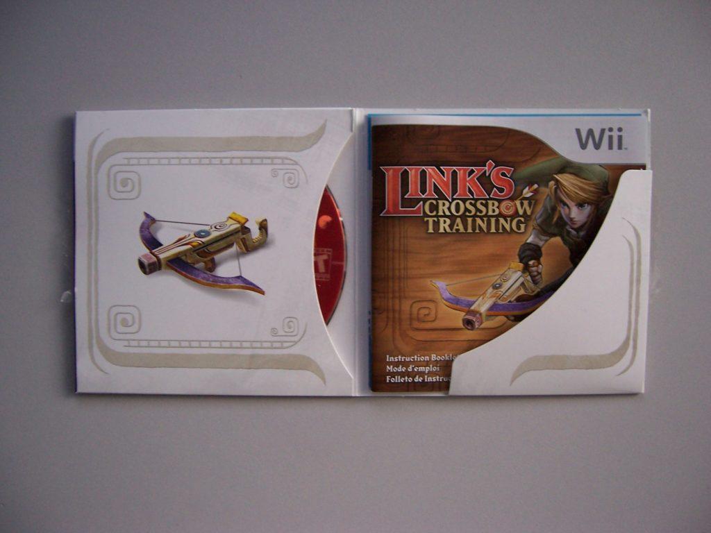 Wii Zapper  Inner Contents